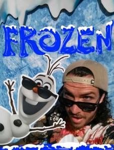 #FrozenSummer Shonduras Snapchat
