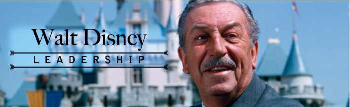 Walt Disney Leadership Lessons